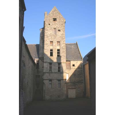 tower house bayeux